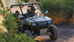 RZR Offroading in Bulldog Canyon