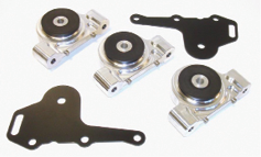 RZR XP 1000 HD Motor Mount Kit