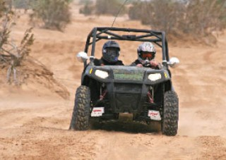 Dialing in your RZR Shocks